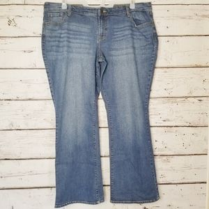 Old Navy 18S The Diva Bootcut Jeans